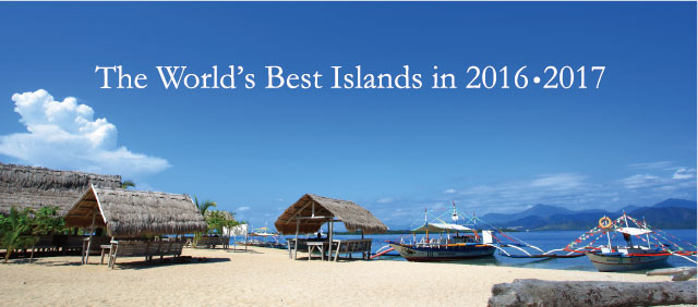 The World's Best Islands in 2016 2017